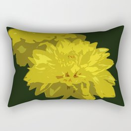 Mellow Yellow Rectangular Pillow