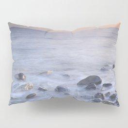 Brights rocks at sunset Pillow Sham