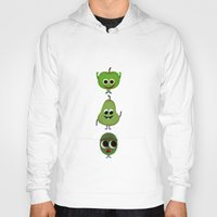 fruits Hoodies featuring Fruits by ibbyk