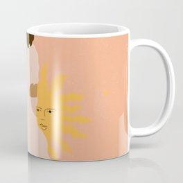 Don't look back in sadness Coffee Mug