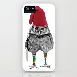 Christmas Knit iPhone Case