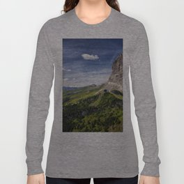 Panorama Gruppo di Sella Long Sleeve T-shirt