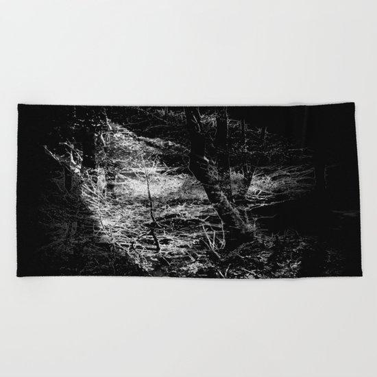 Fata Morgana Beach Towel