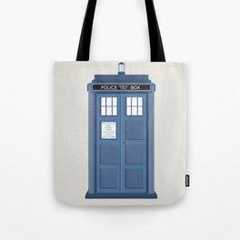 Doors, Tardis Tote Bag