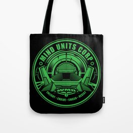 Mind Units Corp - Weapons of Mass Destruction Enlightened Version Tote Bag