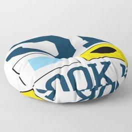 Seabrook Island - South Carolina. Floor Pillow