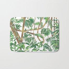 Rainforest Bath Mat