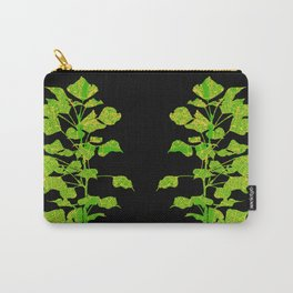 Populus tree in London Carry-All Pouch