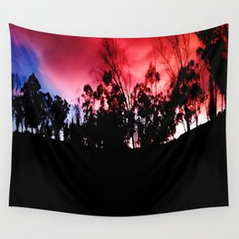 Intense mountain. Wall Tapestry