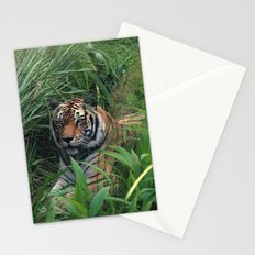 Everyone runs from Sher Khan Stationery Cards