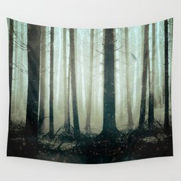 Silent Dream Wall Tapestry