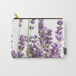 Purple Lavender #3 #decor #art #society6 Carry-All Pouch