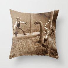 Battle Royale Throw Pillow