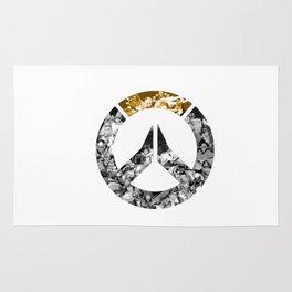 All Heroes Logo Rug