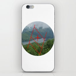Hoods and Horns: The Garden iPhone Skin