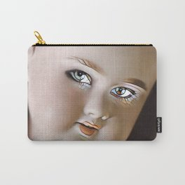 Doll Pieces Carry-All Pouch