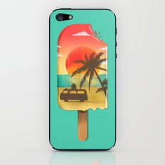 Vacation Time iPhone & iPod Skin