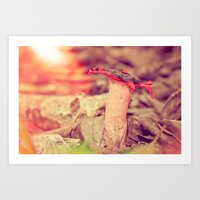 poetry Art Prints featuring Poetry by Light Wanderer Art & Photography