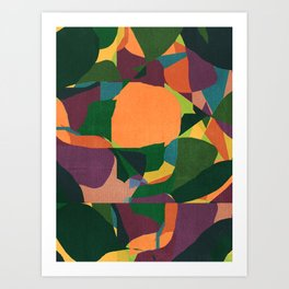 The Fruit Art Print