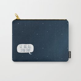 Star Stuff (Science Fiction Wrapping Paper No. 2) Carry-All Pouch