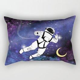 I Need My Space Rectangular Pillow