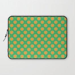 Cool Oranges by Silvana Arias Laptop Sleeve