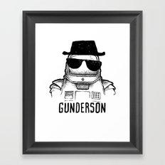 gunderson Framed Art Print