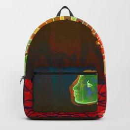 Fish-Bone Backpack