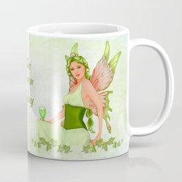 Absinthe the Green Fairy Coffee Mug