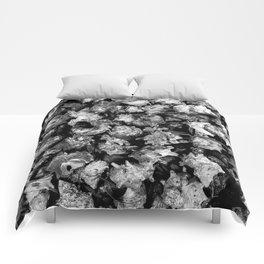 Shattered Shells Comforters