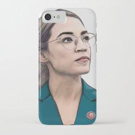 A.O.C. iPhone Case