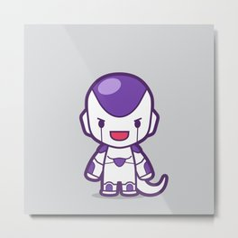 Frieza Metal Print