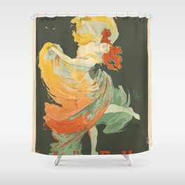 La Loie Fuller Shower Curtain