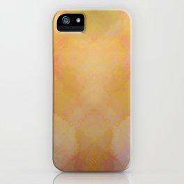 Water Rust Pattern 002 iPhone Case