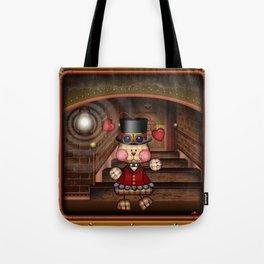 Steam Punkie Tote Bag
