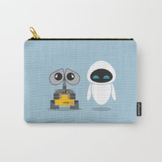 Wall-E and Eve Carry-All Pouch