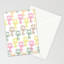 We Are Groot !!! Stationery Cards
