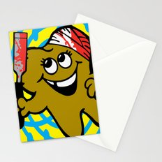 Self-surgery FTW Stationery Cards