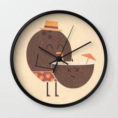Cannibal! Wall Clock