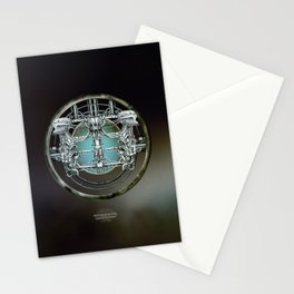 """Astrological Mechanism - Gemini"" Stationery Cards"
