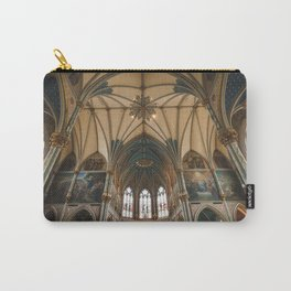 Cathedral of St. John the Baptist - Savannah Carry-All Pouch
