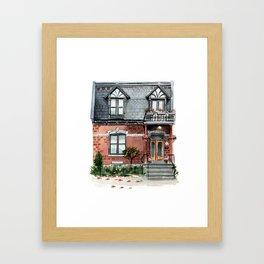 Westmount Framed Art Print