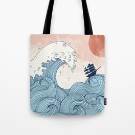curse of the currents Tote Bag