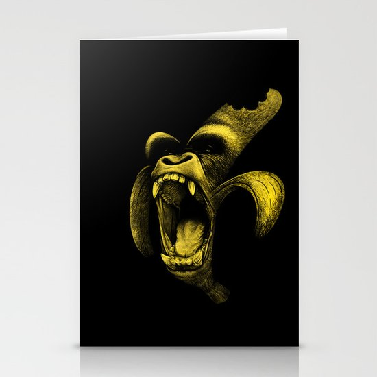 This Sh*t is Bananas Stationery Cards