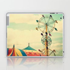 Get your ticket to ride. Laptop & iPad Skin