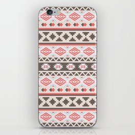 Boho tribal iPhone Skin