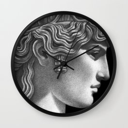 Antinous Wall Clock