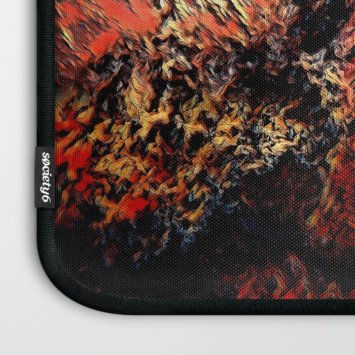 Doomsday Clouds Laptop Sleeve
