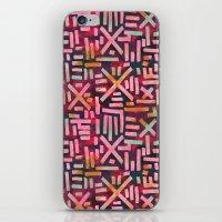 desert iPhone & iPod Skins featuring DESERT  by Schatzi Brown