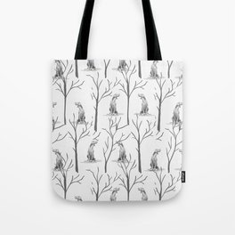 WINTER WEIMS Tote Bag